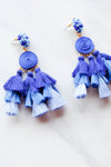 Dreamcatcher Ombre Earrings