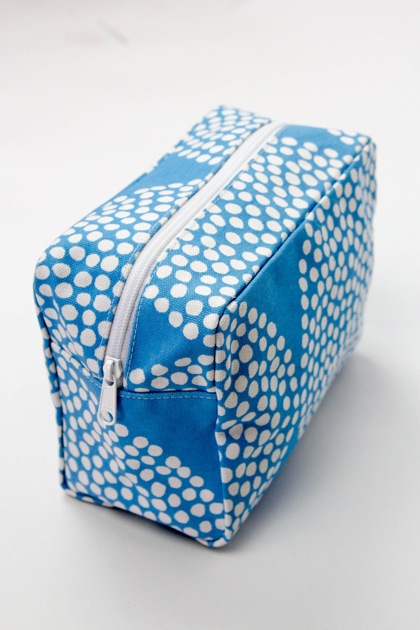 Large Cosmetic Bag - Big Wheels Powder