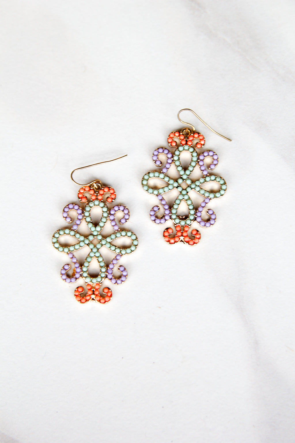 Swirl & Twirl Earrings