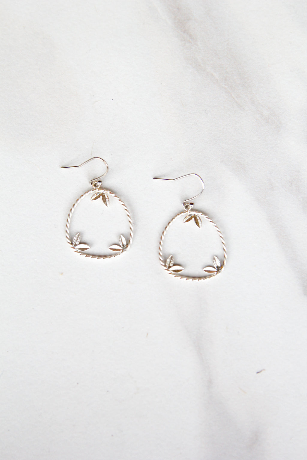 Eve Earrings - Silver