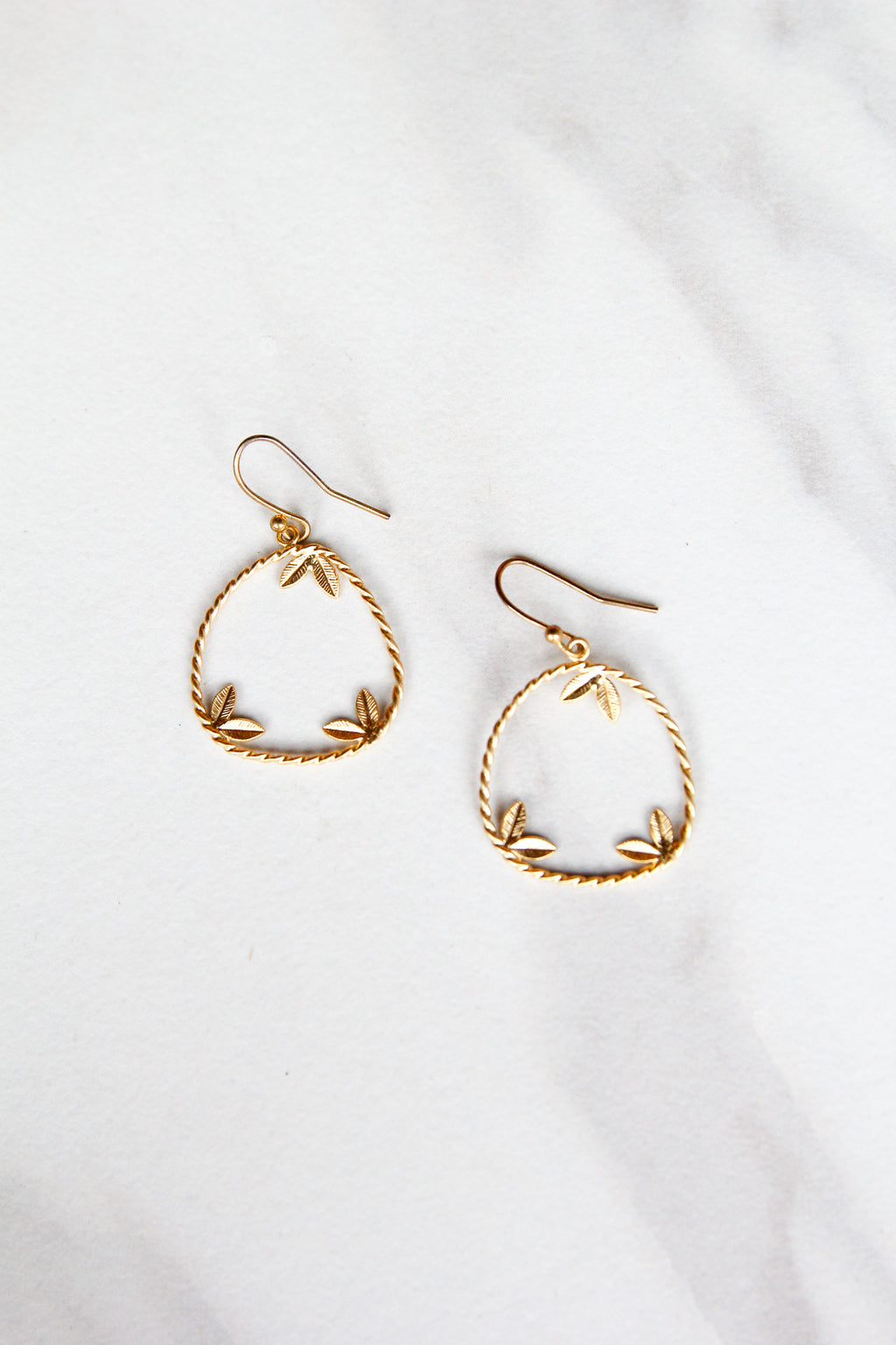 Eve Earrings - Gold