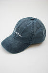 Texas Ball Cap - Washed Blue