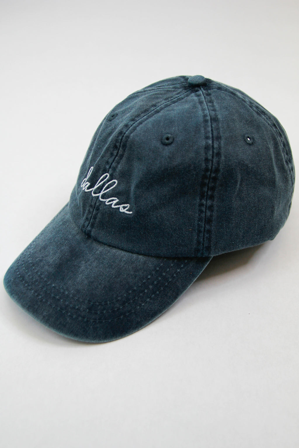 Dallas Ball Cap - Washed Blue