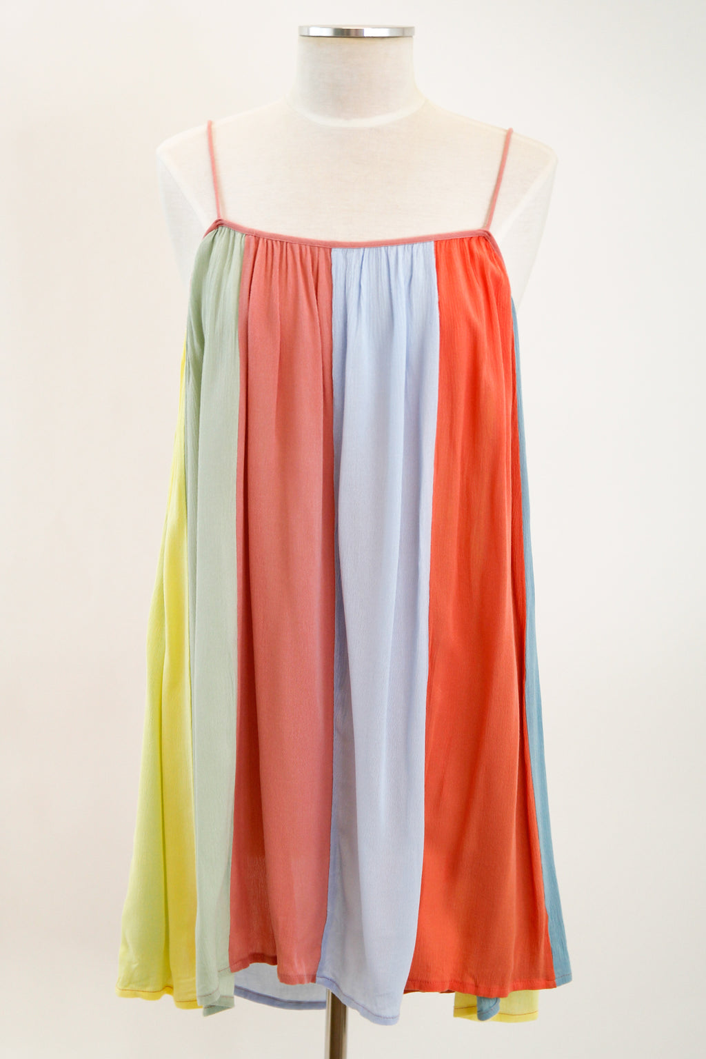 Rope Her In Dress - Bright Multi