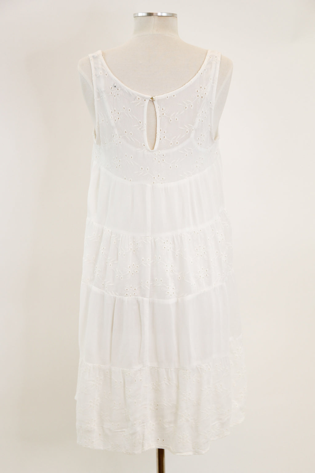 Country Days Dress - White