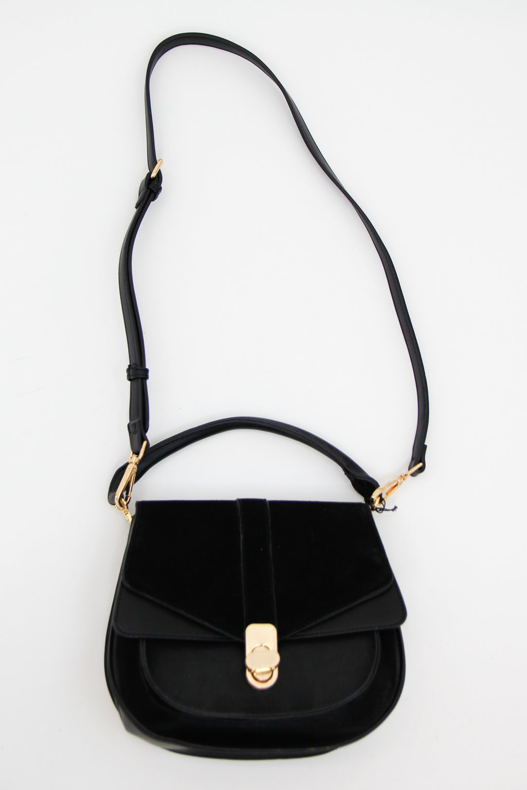 On The Move Purse - Black