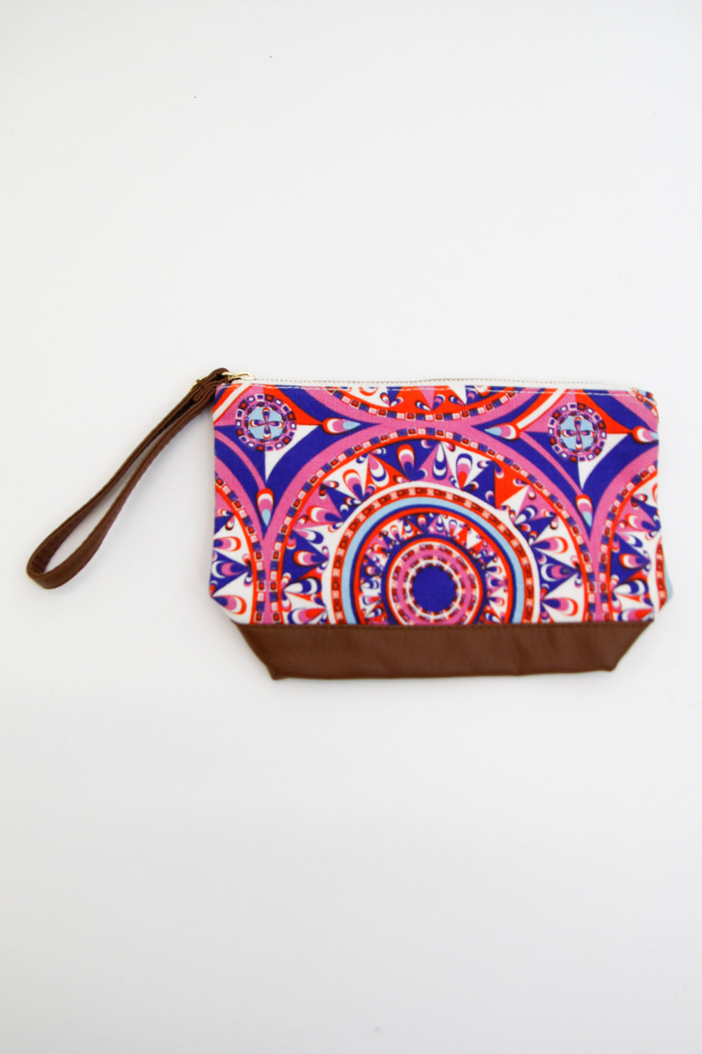 Add Some Pizzazz Makeup Bag - Multi