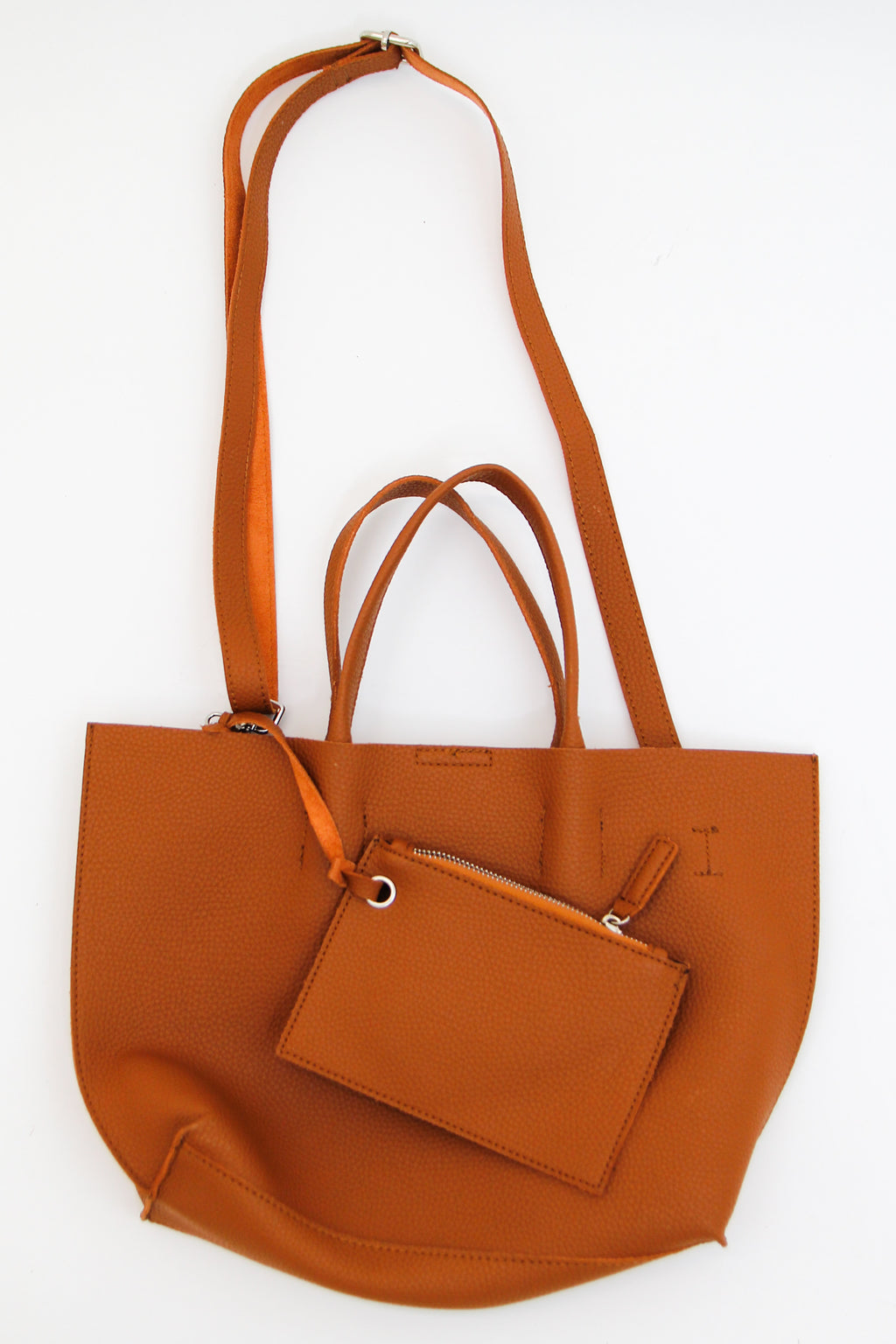Ready For Anything Tote - Brown