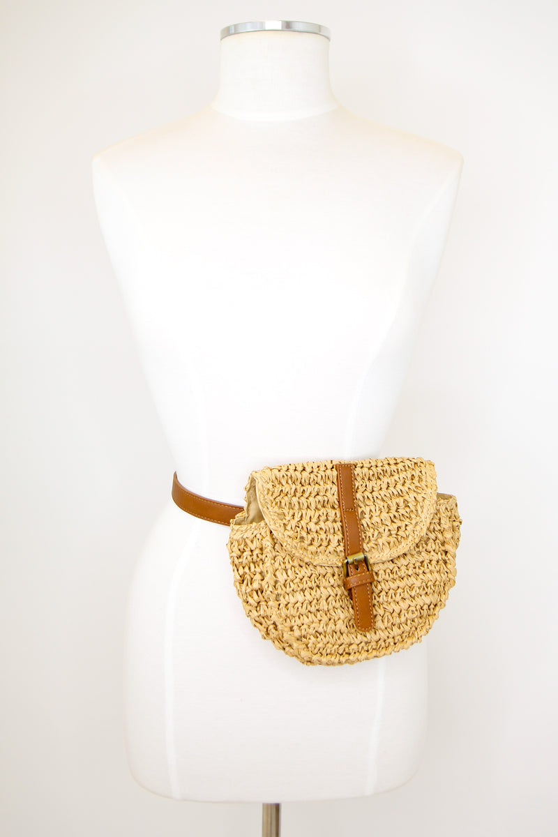 Collecting Treasures Belt Bag - Natural