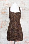 Cheetah Bombshell Dress
