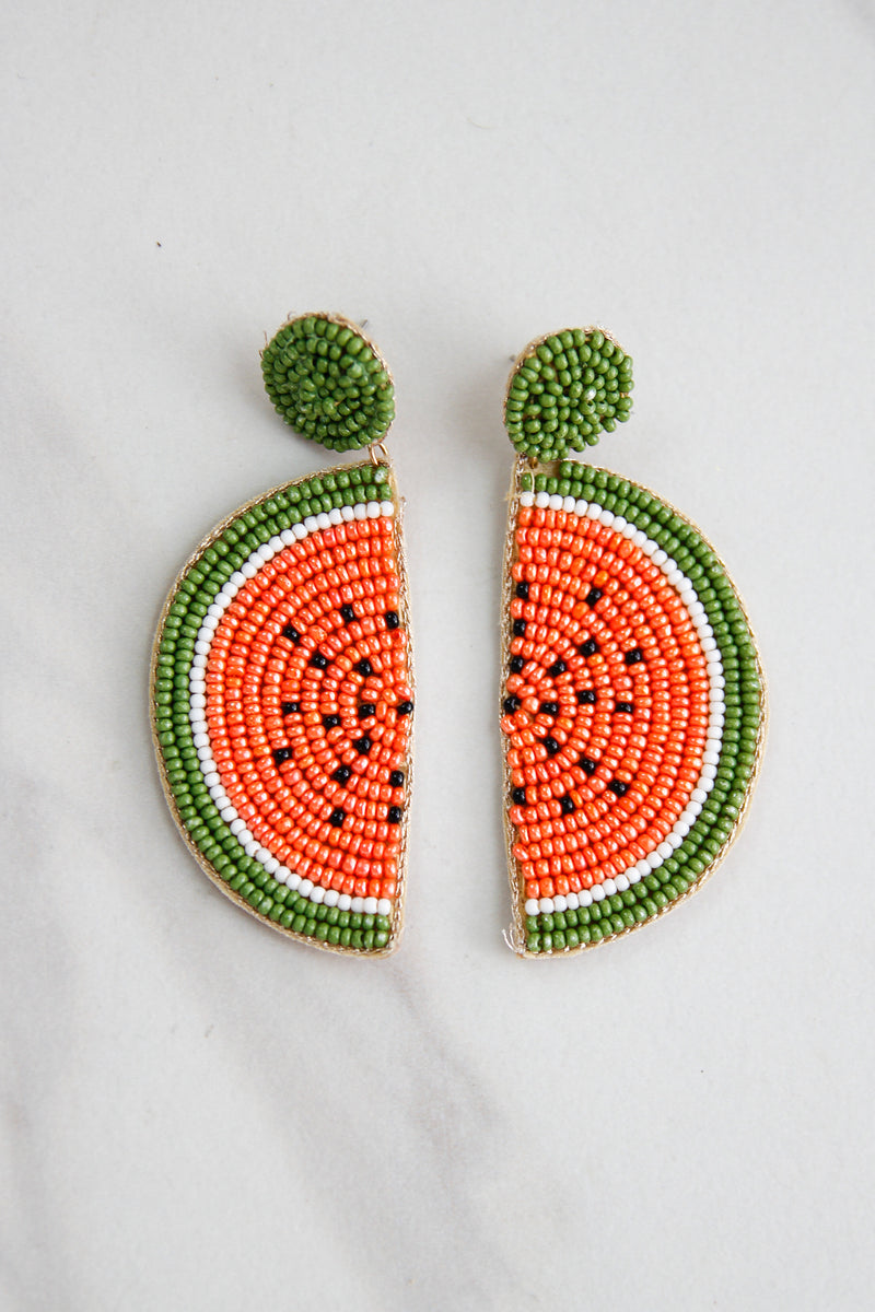Slice Of Summer Earrings
