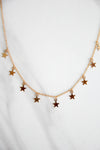 Superstar Choker - Gold