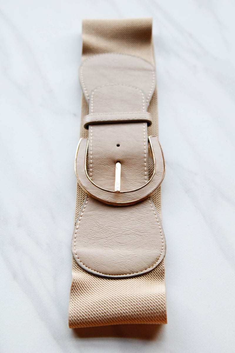 Lucky Tan Belt