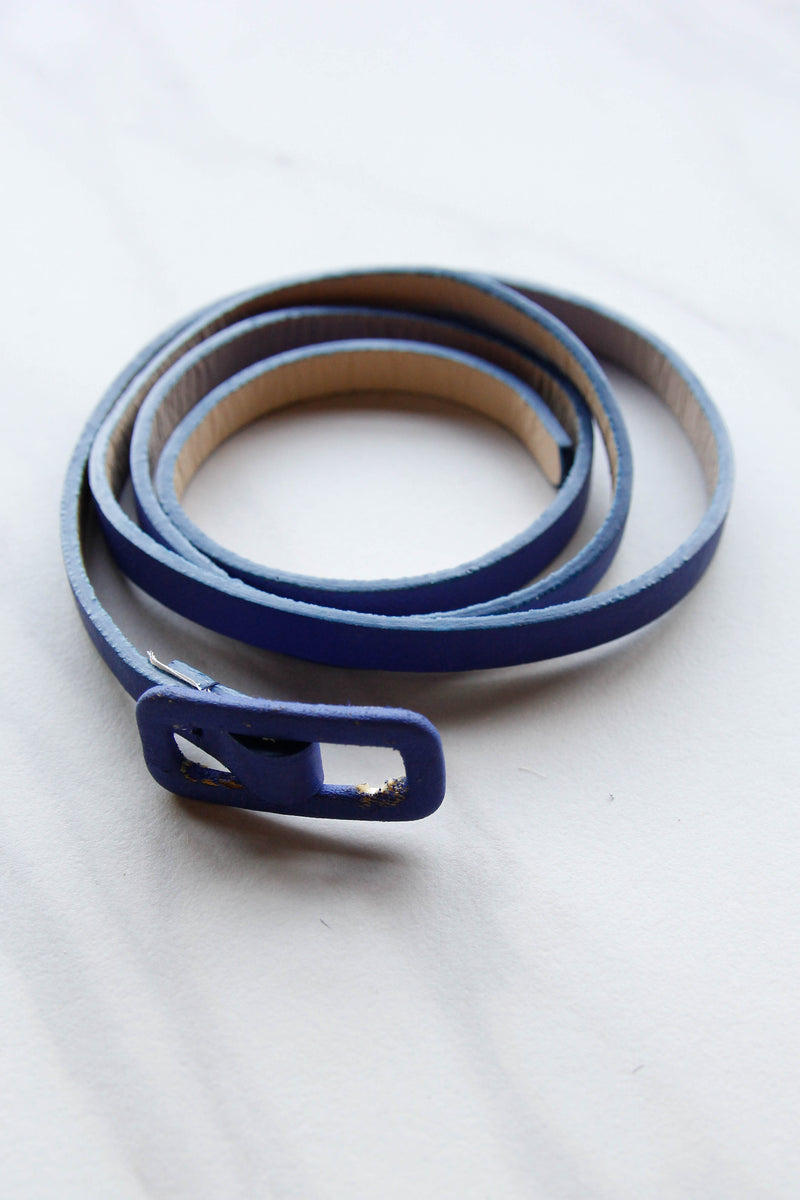 Simple Sweet Belt - Royal