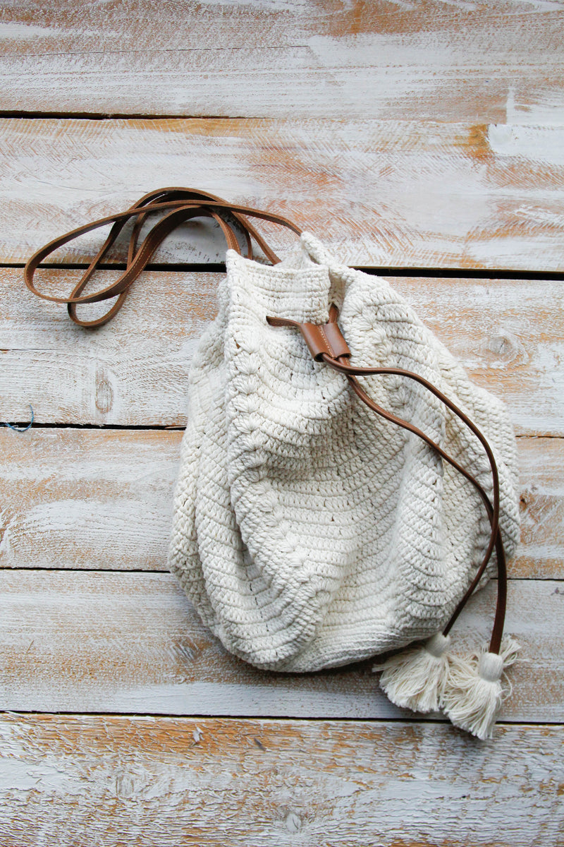 Beach Vibes Bucket Bag