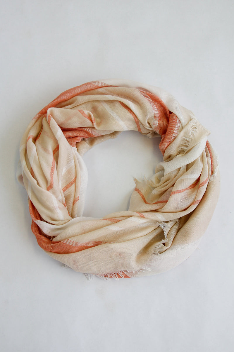 Just Rosy Scarf