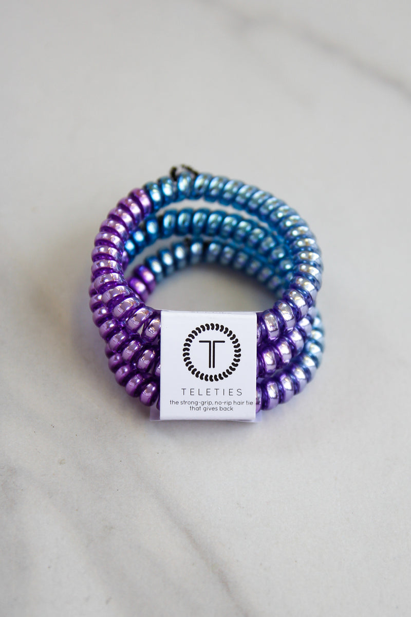 Teleties Small Hair Ties - Aurora