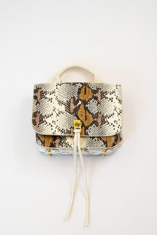 Snake An Adventure Bag - Nutmeg