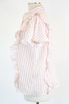 Striped To Perfection Top - Pink