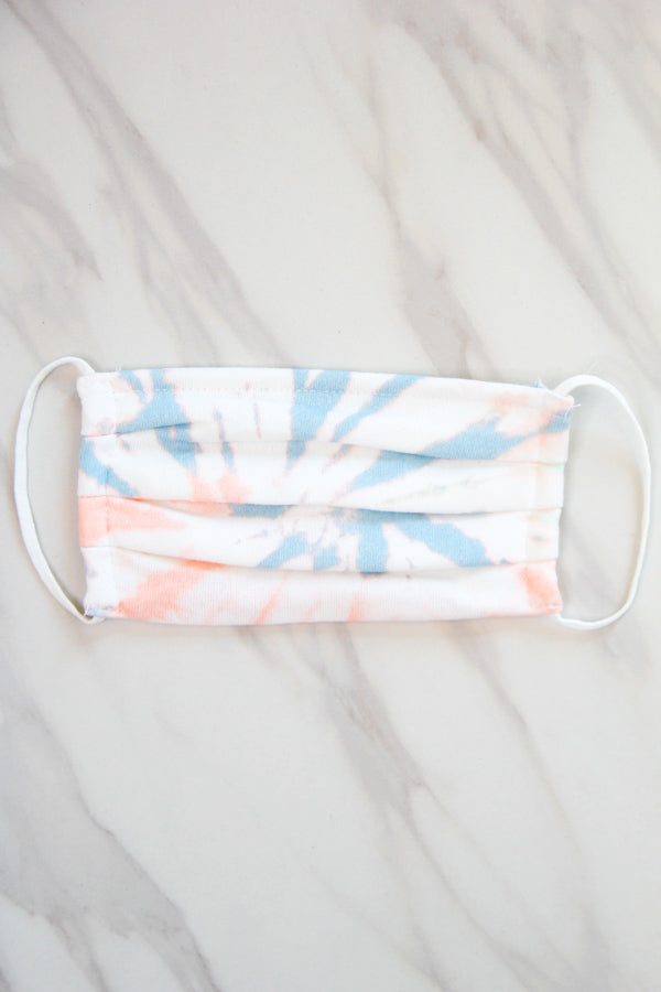 Z Supply Face Mask - Tie Dye