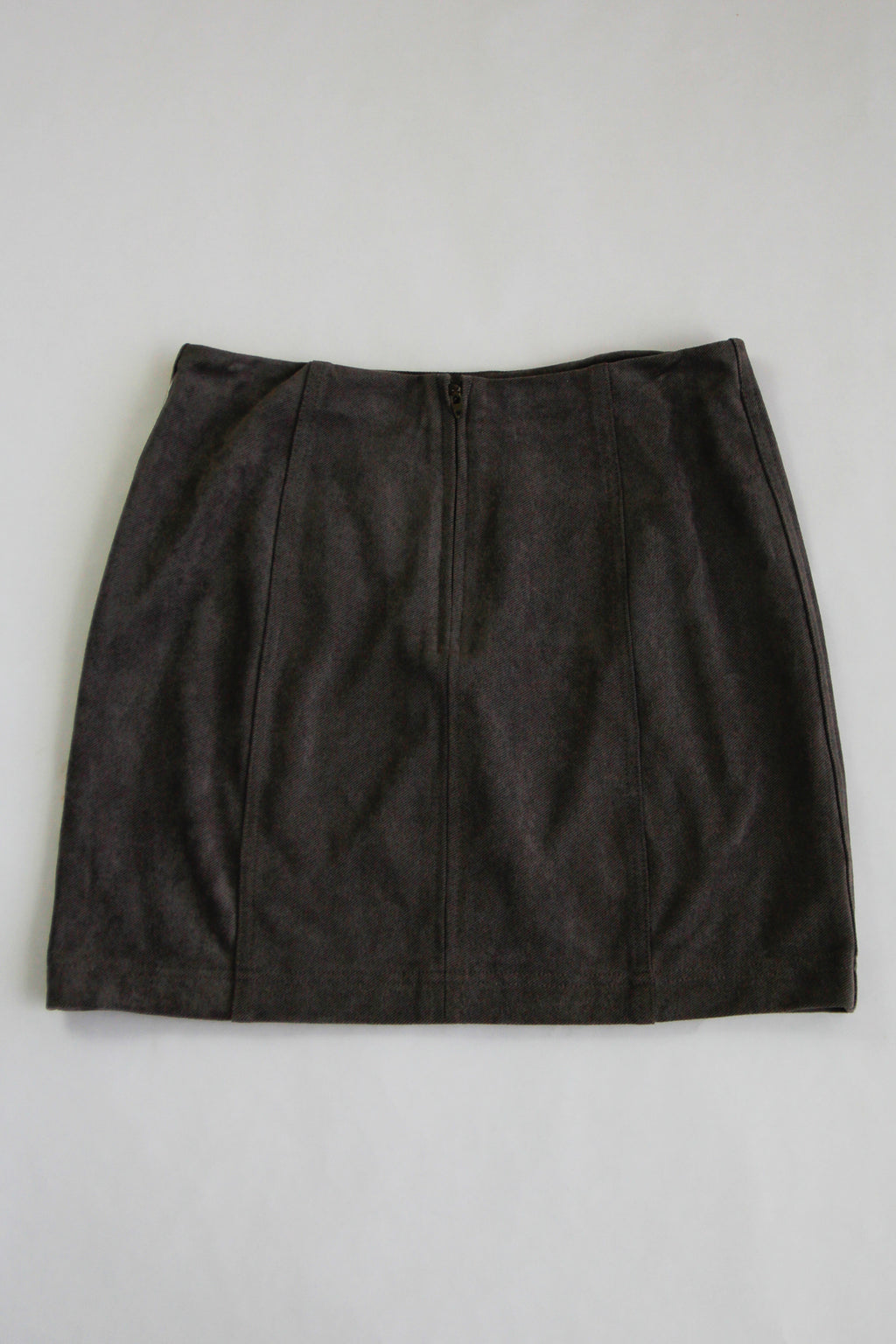 adf42d6d87 Goes With Everything Skirt - Charcoal