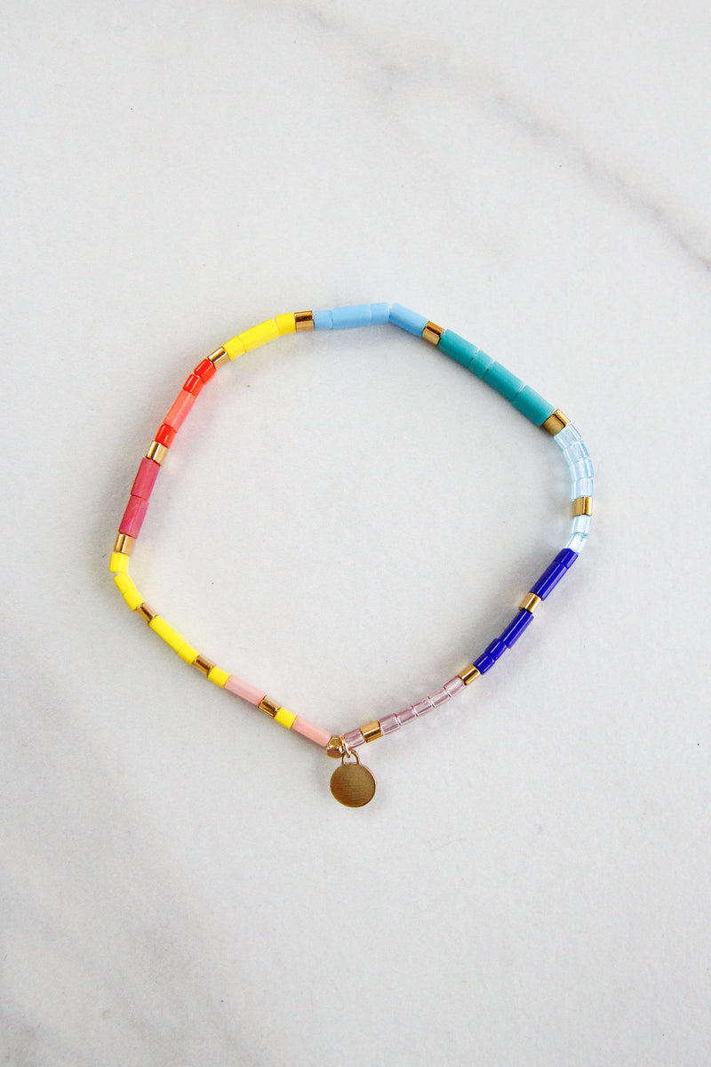 Supernova Bracelet - Colorblock