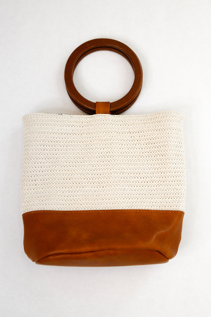 Seaside Babe Bag - Cognac