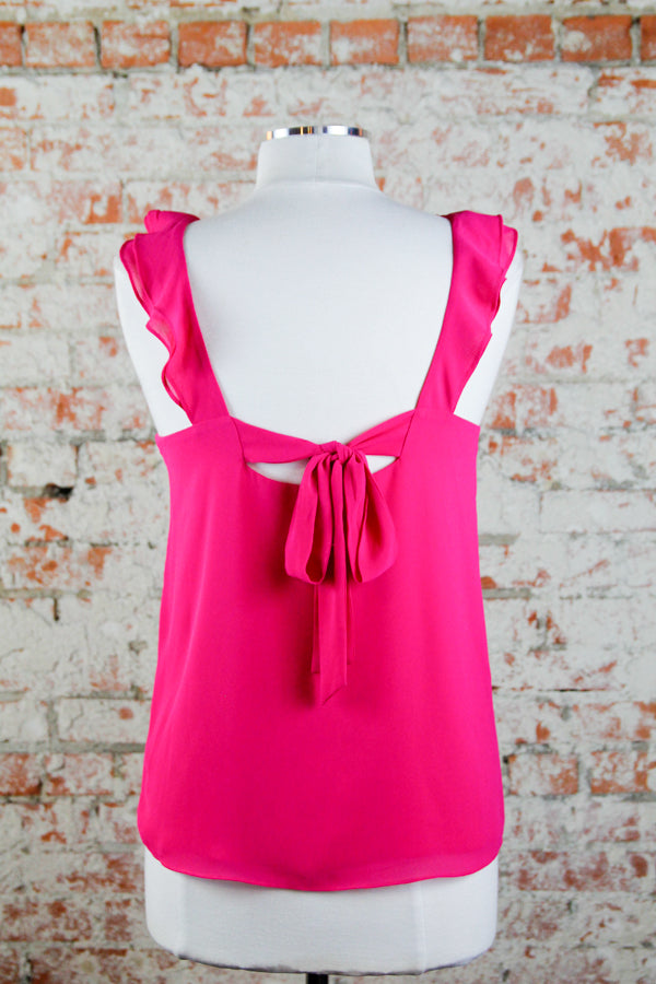 Berry Sweet Pink Top