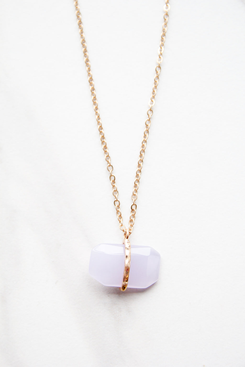 Lilac Hues Necklace
