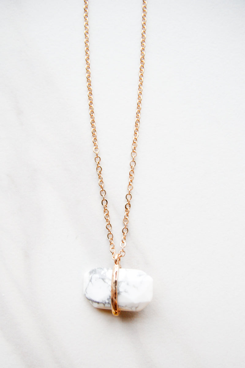 Marble Hues Necklace