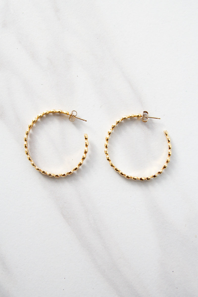 Dotted Dots Hoops