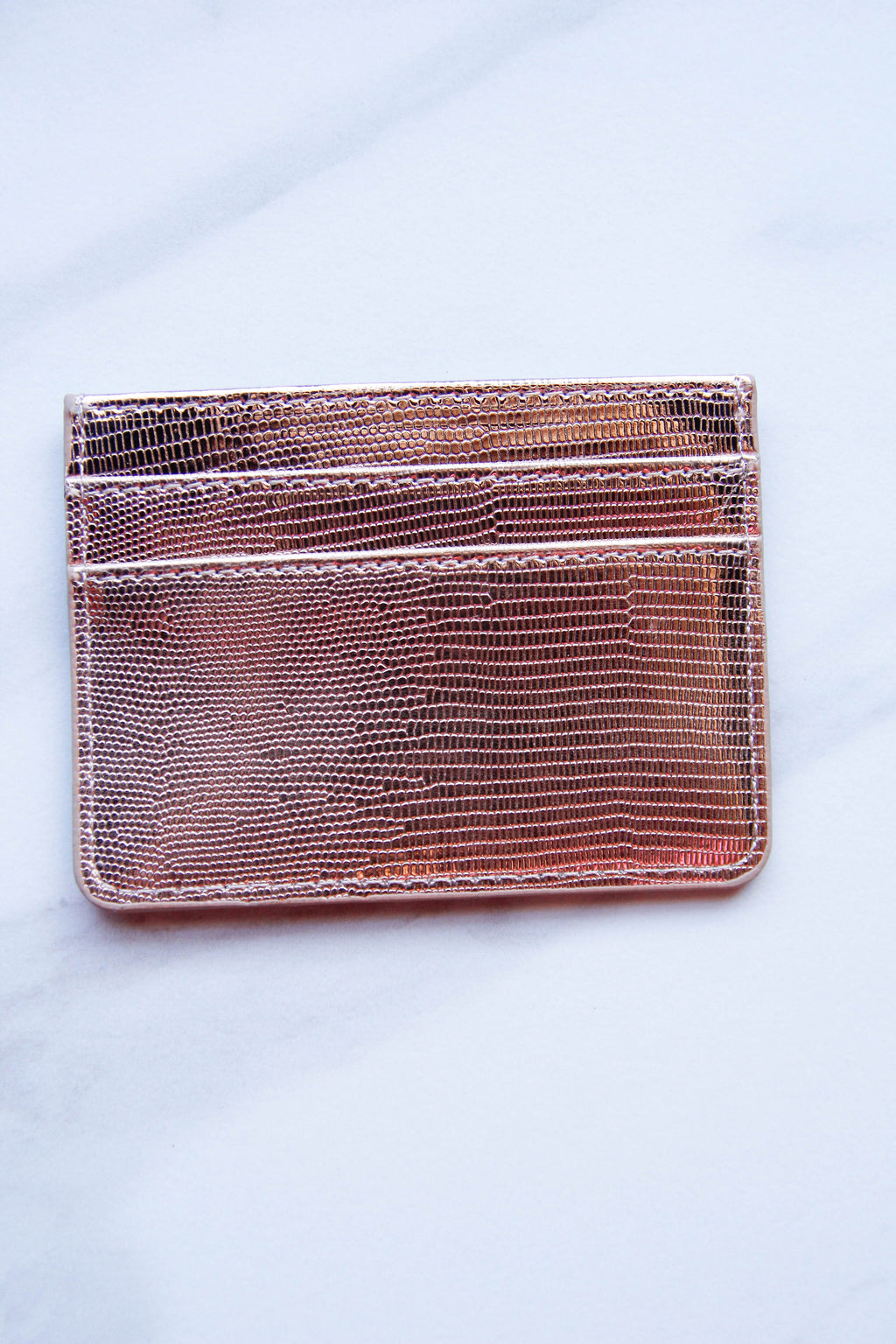 Don't Foil It Wallet - Rose Gold