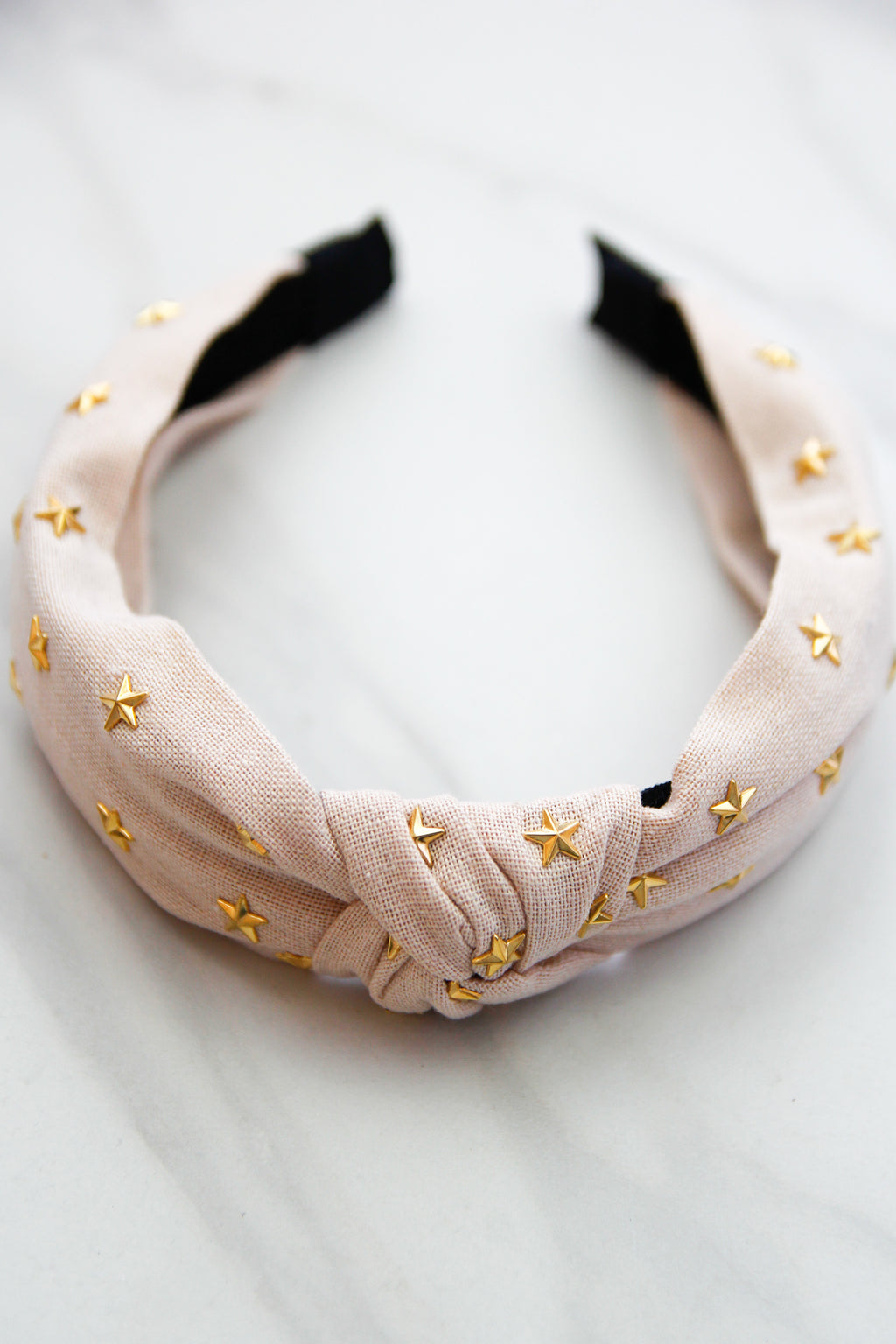 Star Of The Show Headband - Blush