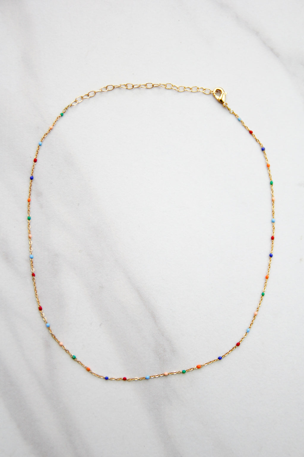 Delicate Situation Choker - Multi