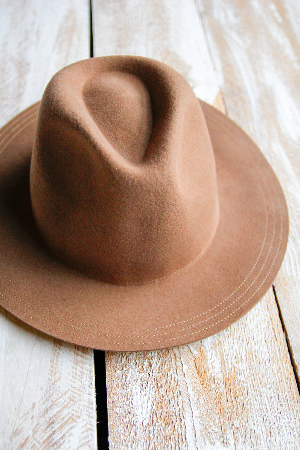 Khaki Top It Off Hat