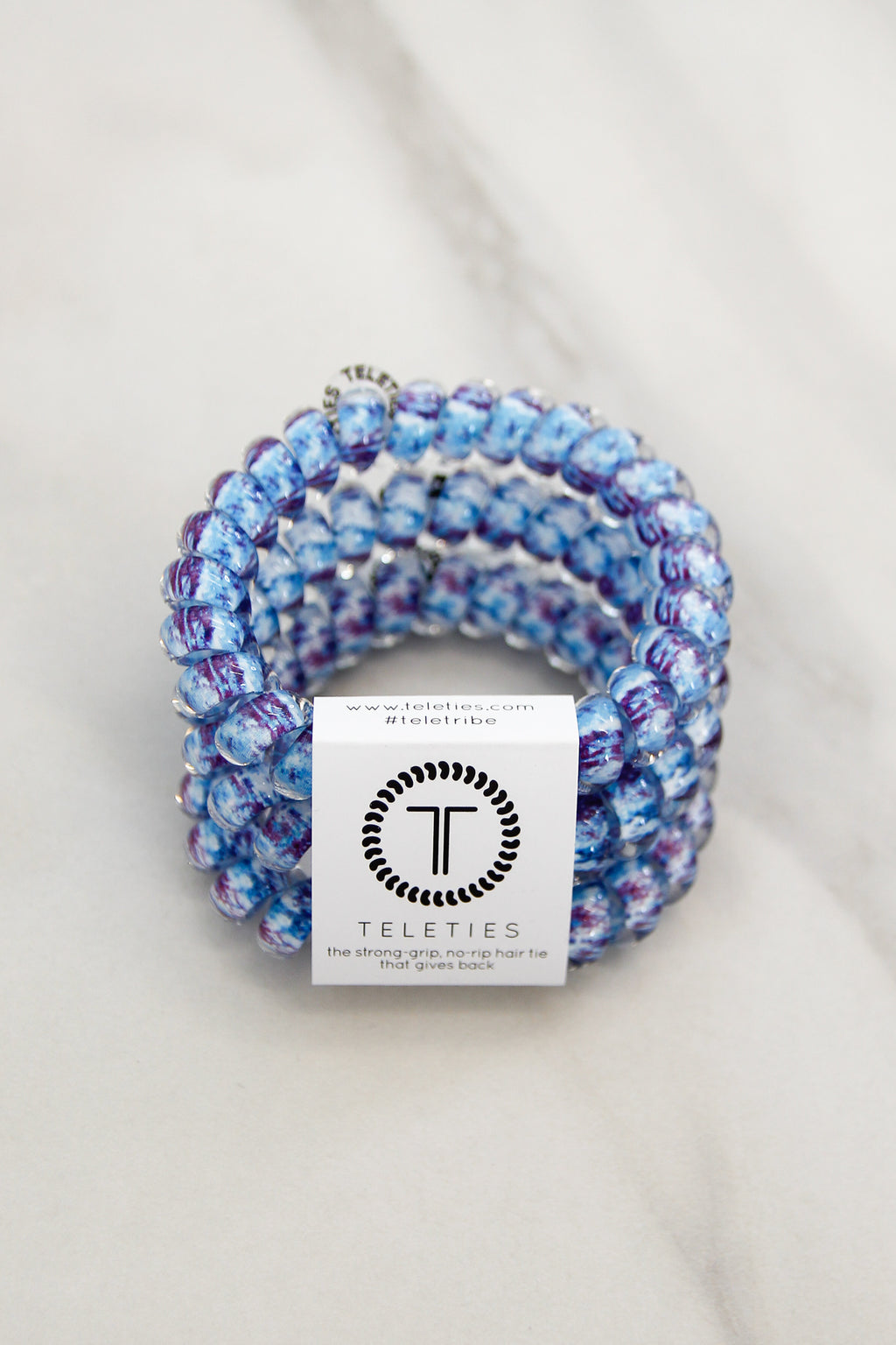 Teleties Large Hair Ties - Trippy Hippie