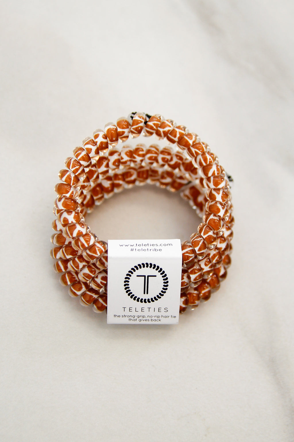 Teleties Small Hair Ties - Giraffe
