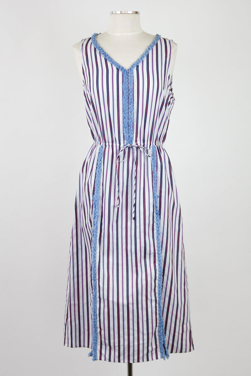 Liberty Stripes Romper