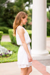 Down The Aisle Dress - Off White