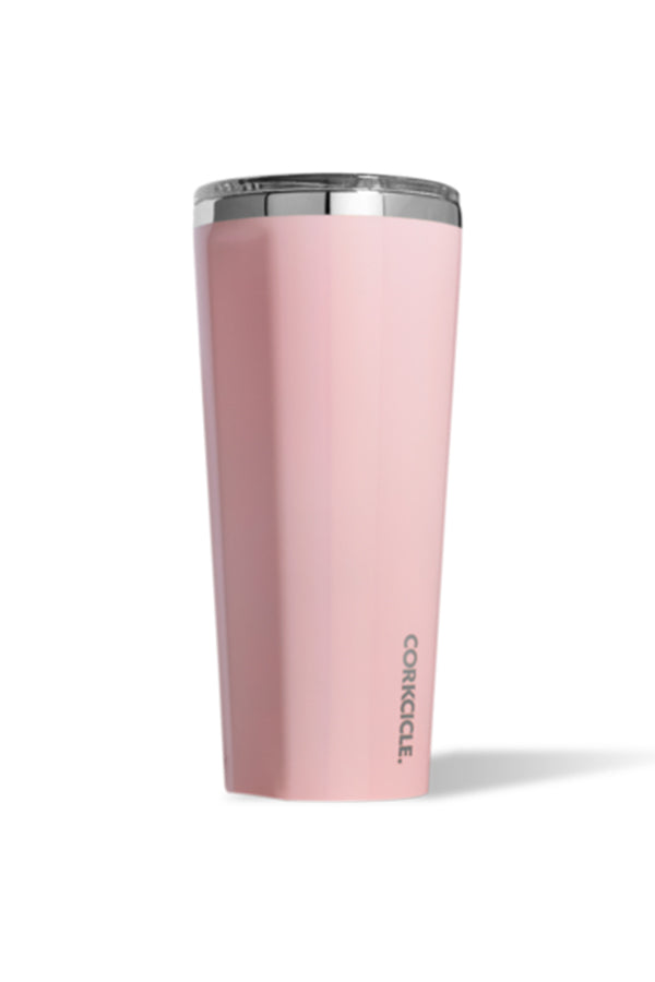 Corkcicle Tumbler- Gloss Rose Quartz