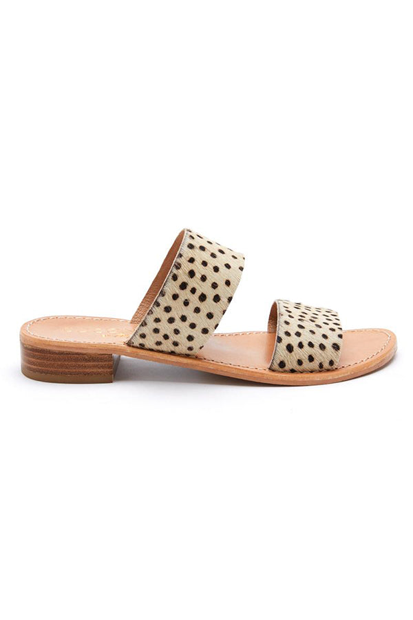 Matisse Limelight Sandals- Leopard