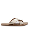 Matisse Pebble Sandals- Gold