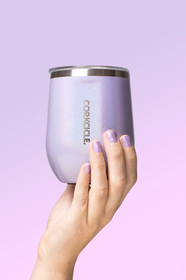 Stemless Corkcicle- Pixie Dust