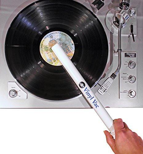 Cleaning Vinyl Records On A Budget: The Vacuum Method