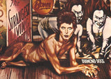 David Bowie — Diamond Dogs — Dog Genital Version