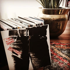 rolling stones sticky fingers album cover
