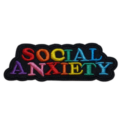 Social Anxiety Patch