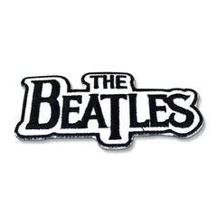 beatles iron on patch