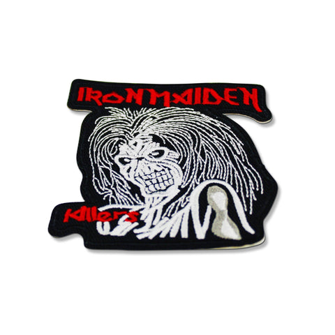 Iron Maiden Eddie Patch