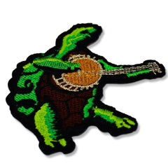 grateful dead terrapin banjo patch